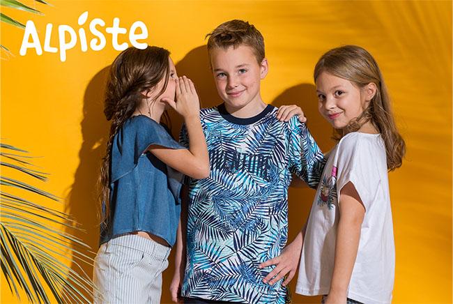 Moda para chicos verano 2018.