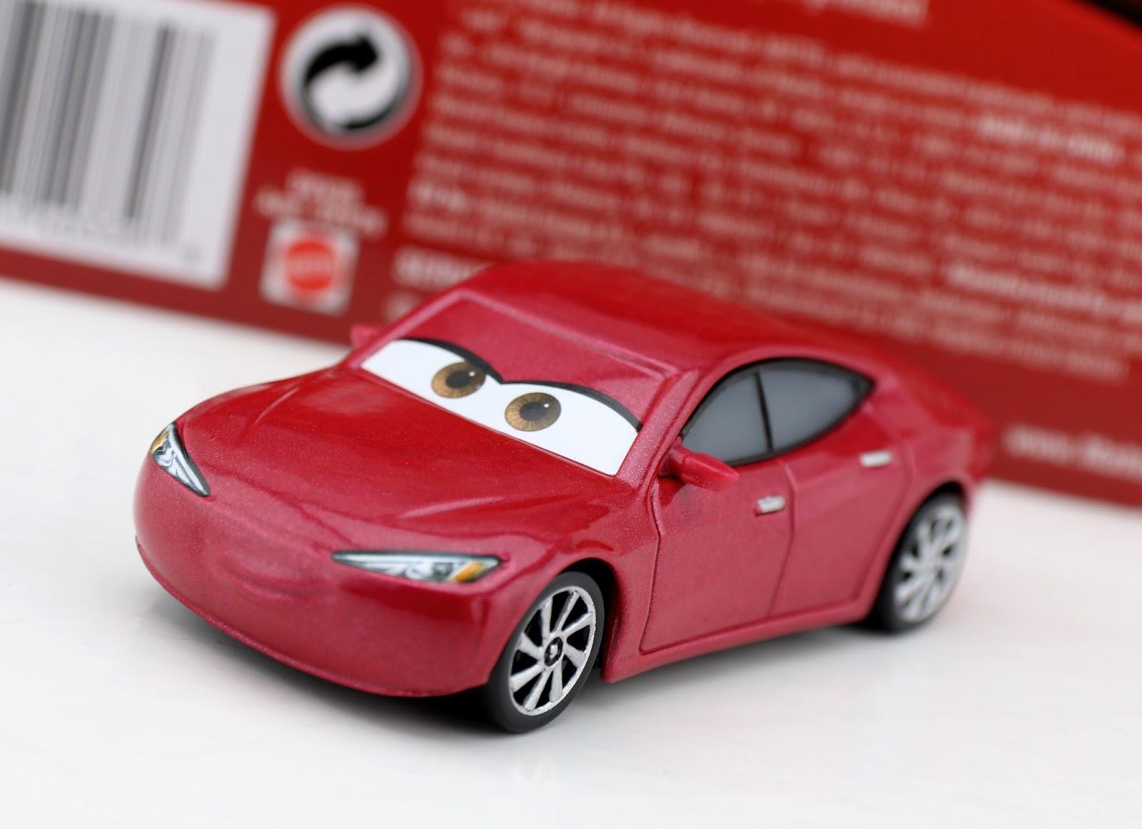 pixar cars 3 natalie certain mattel diecast