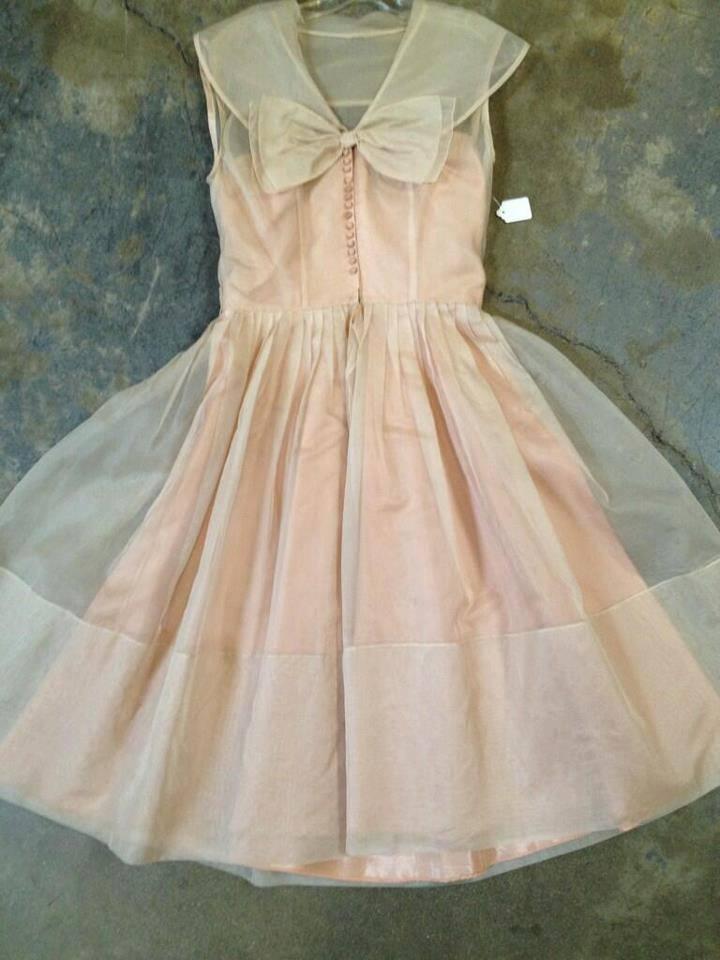 Els Chamber Vintage Prom Dresses