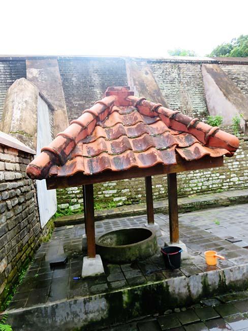 Sumur di Sendang Seliran Kakung yang Konon Mata Airnya Bersal dari Makam Raja