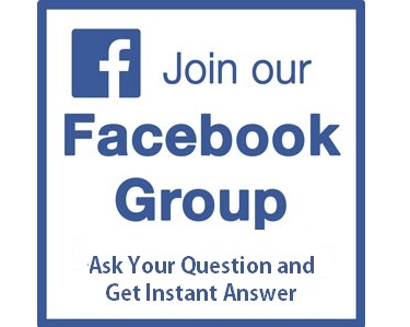 Join our Group for Queries