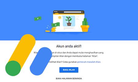 tips cara daftar google adsense