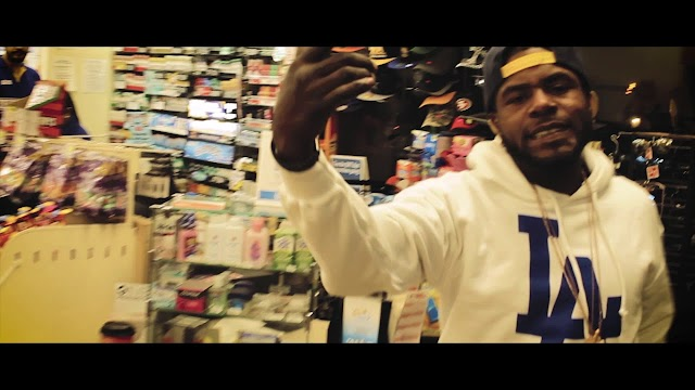 "Watch ""Fake Sh*t"" music video by J. Rell (Directed by MattAlexander / StraightShotFilms)"