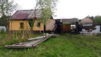 (ФОТО)18 мая 2019 года в 22 часа 26 минут  в селе Новопышминское, по ул. Набережная произошел пожар.