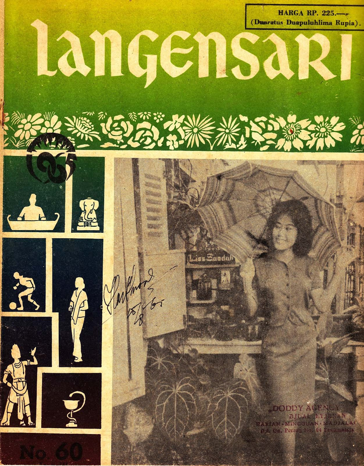Berita Ku Bahasa Sunda Contoh Pidato Bahasa Sunda Terbaru 2014 Yoedha Koleksi K Atmojo 2 Majalah Lama Quot;langensariquot; Tahun 1965