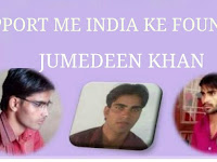 Support Me India Ke Founder Jumedeen Khan Ki Successful Story