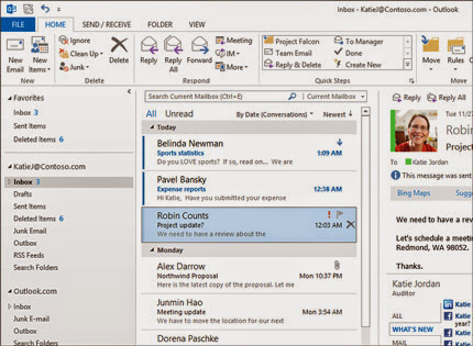 Tips on Moving emails between Mac Outlook and Windows Outlook