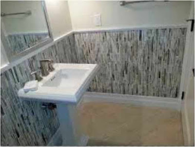 This is the solution for Bathroom Remodeling Ideas Wainscoting