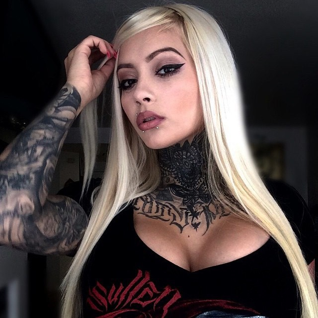 Tattoo artist and model Gypsy Rose 01