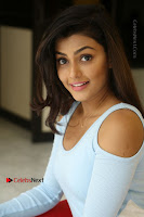 Anisha Ambrose Latest Pos Skirt at Fashion Designer Son of Ladies Tailor Movie Interview .COM 1002.JPG