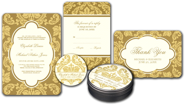 Wedding Cards And Gifts Old Hollywood Glamour