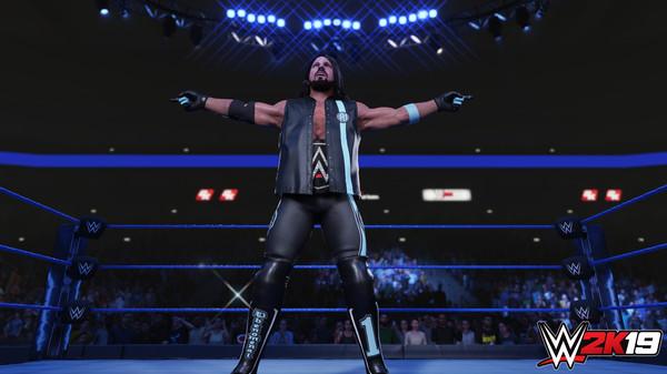 WWE 2K19 V1.04 INCL DLC