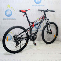 26in Wimcycle M2 Alloy 21 Speed Disc Brake Mountain Bike