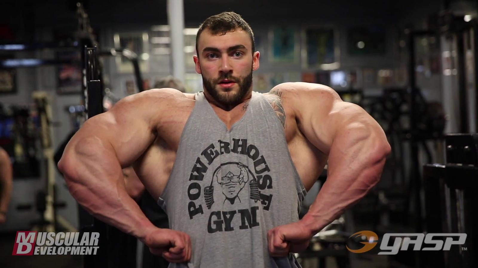 "Muscle Lover: Vincenzo ""Mass"" Masone"