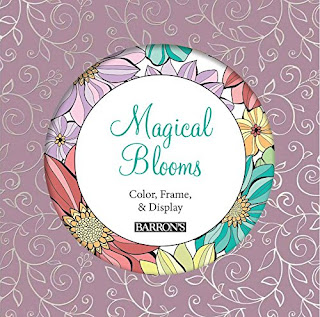 Magical Blooms: Color, Frame, & Display