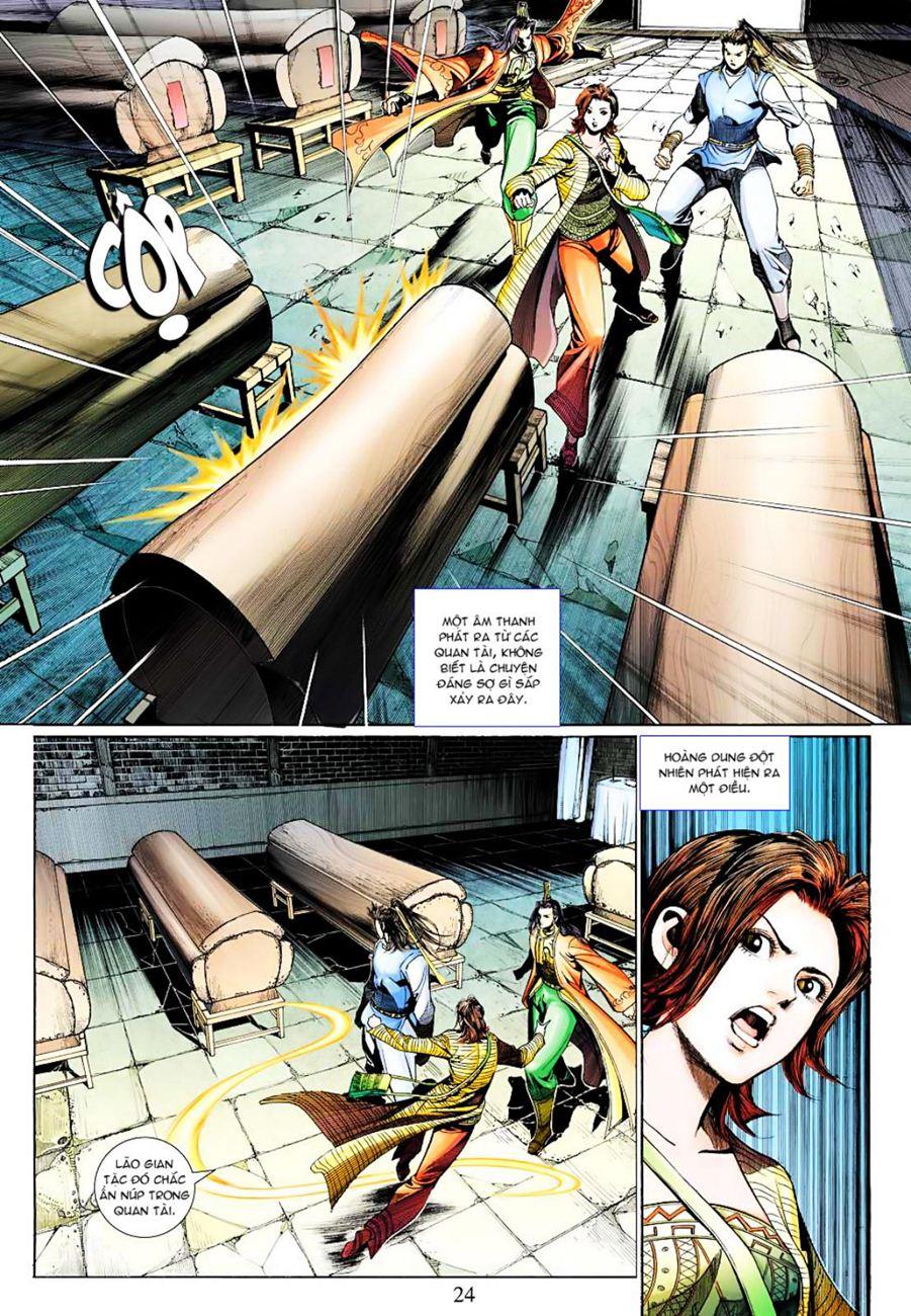 Anh Hùng Xạ Điêu anh hùng xạ đêu chap 38 trang 23