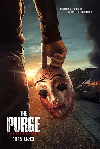 The Purge Season 2 Complete Download 480p All Episode