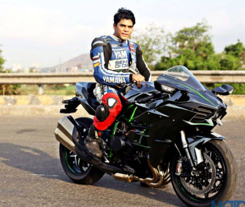 Kawasaki Ninja H2 Body Structure And Chemical Composition