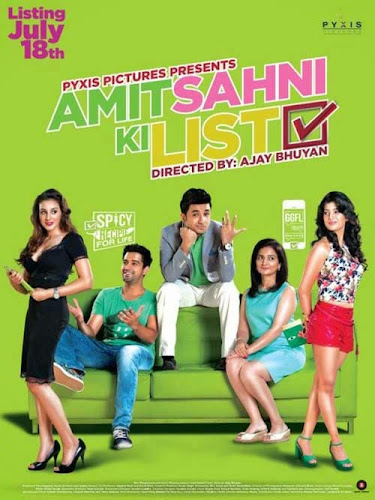 Amit Sahni Ki List (2014) Movie Poster No. 2