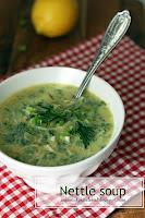 Супа от коприва с фиде