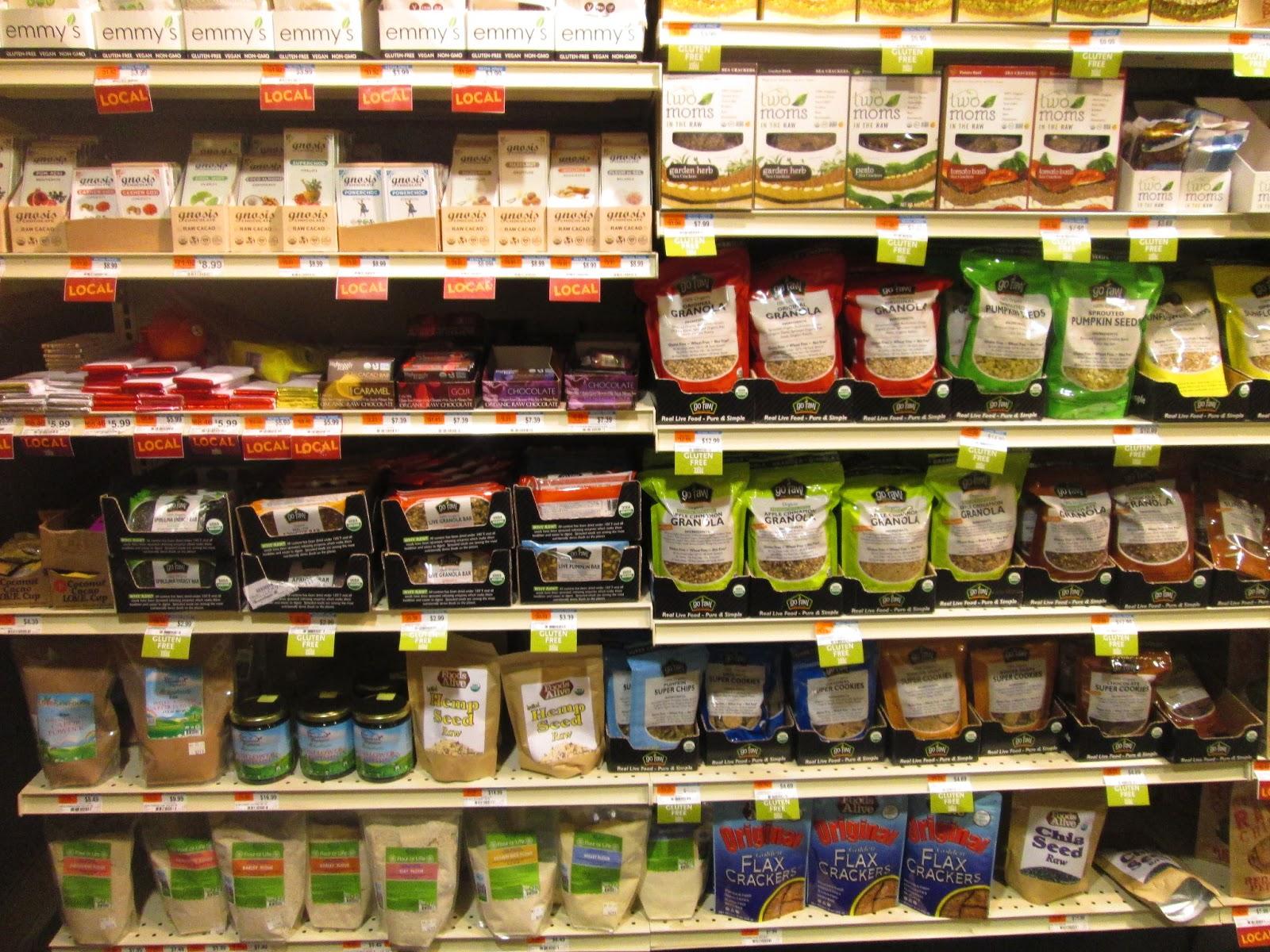 Raw Vegan Snacks At Whole Foods