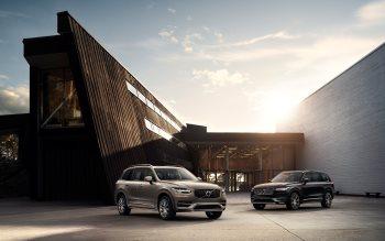 Wallpaper: Volvo XC90 2015