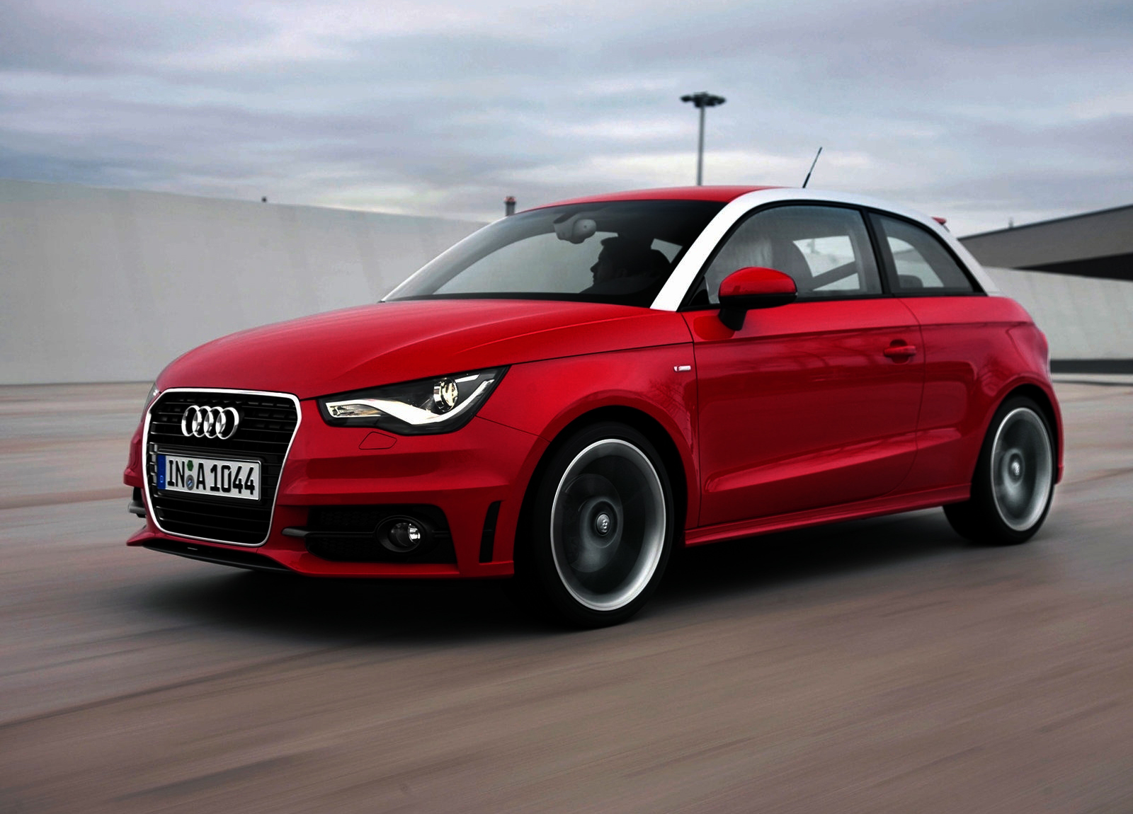 Audi A1 Hd Wallpapers The World Of Audi