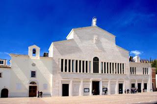 San Giovanni Rotondo - Santuario del Padre Pío