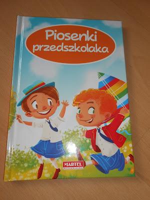 Wydawnictwo Martel- Piosenki przedszkolaka