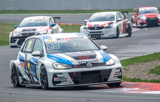 ADAC TCR Germany erstmals in Most