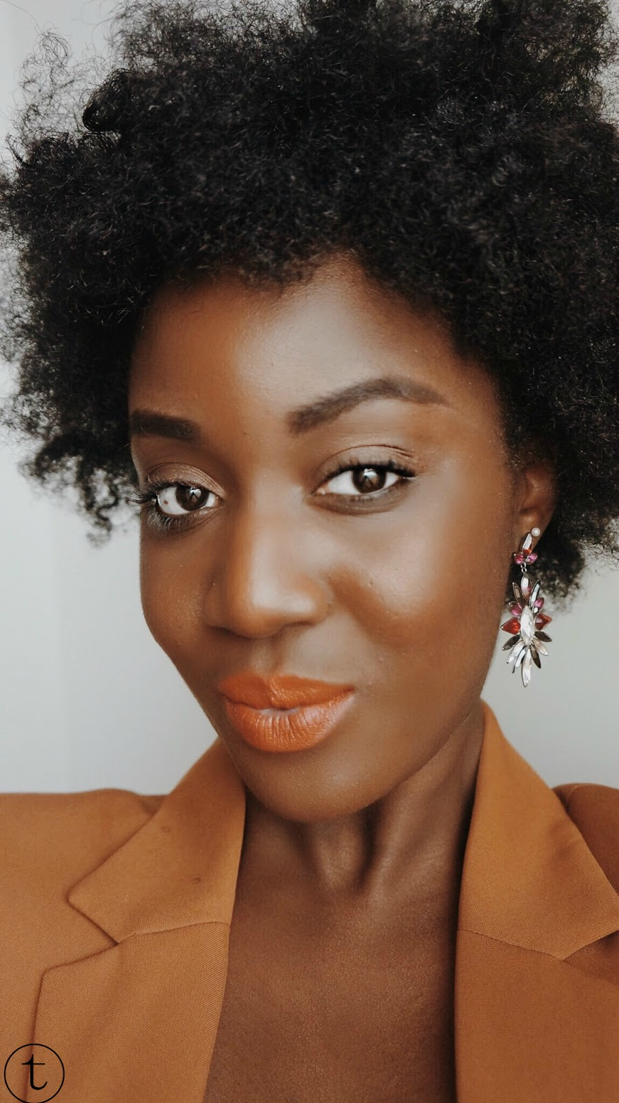 4 Reasons Why You Should Go Natural afro hair