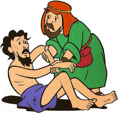 Resultado de imagem para pelos caminhos da evangelização -historia -   O BOM SAMARITANO