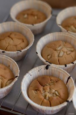 food, Tea Muffins