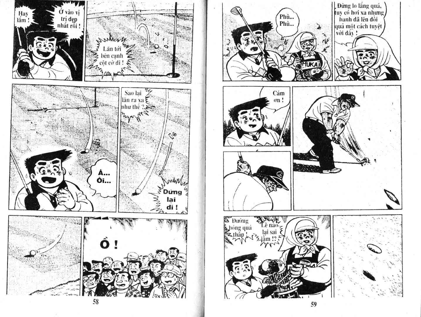 Ashita Tenki ni Naare chapter 46 trang 29