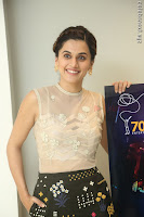 Taapsee Pannu in transparent top at Anando hma theatrical trailer launch ~  Exclusive 056.JPG