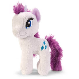 My Little Pony Rarity Plush by FurYu
