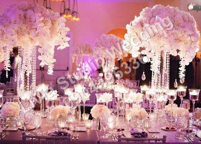 Xác định chủ đề trang trí để tìm mua phụ kiện trang trí đám cưới ở đâu