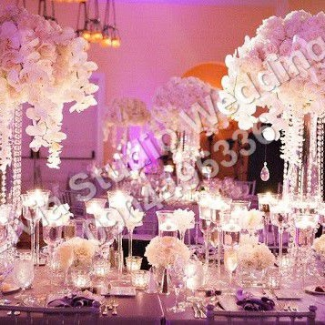 Phụ kiện trang trí đám cưới mua ở đâu giá rẻ, đa dạng mẫu mã