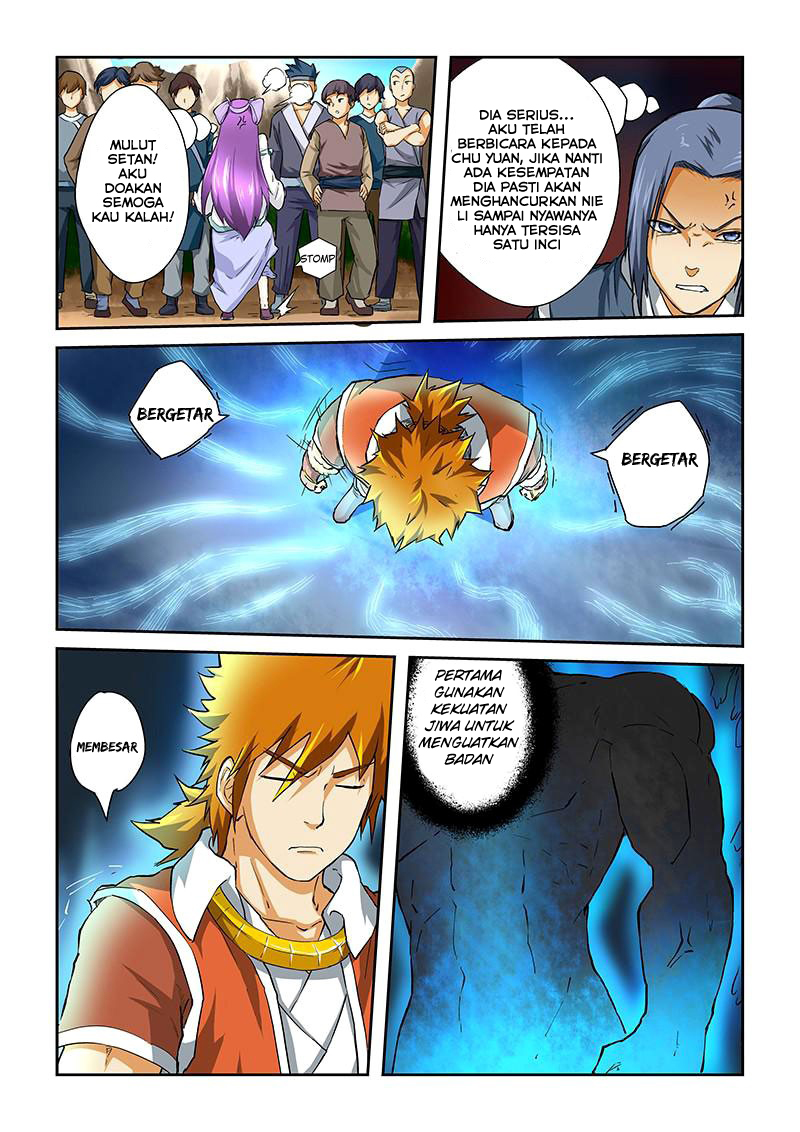 Tales of Demons and Gods Chapter 46