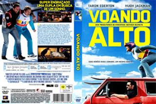Voando Alto (2016) DVD-R Oficial