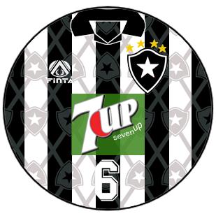 Botafogo 1995 primeira camisa  4d3c58de9f79f