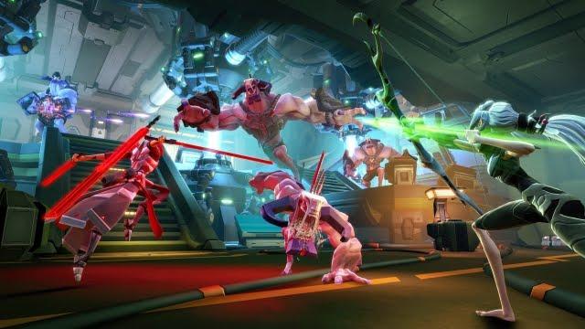第一身英雄射擊遊戲《Battleborn》現已推出