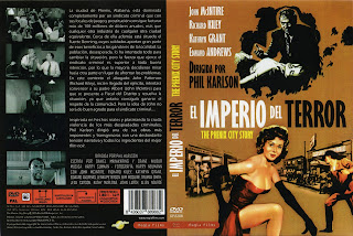El imperio del terror » (1955) » The Phenix City Story