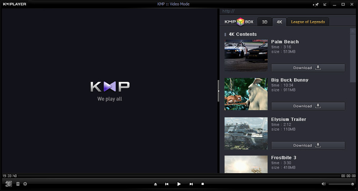 KMPlayer For PC Screenshot 2