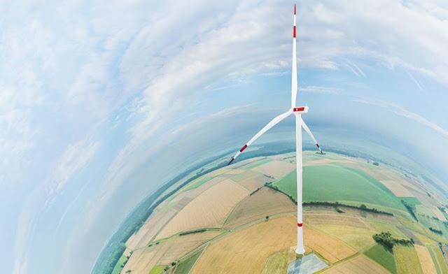 Η μεγαλύτερη ανεμογεννήτρια στον κόσμο βρίσκεται στη Γερμανία