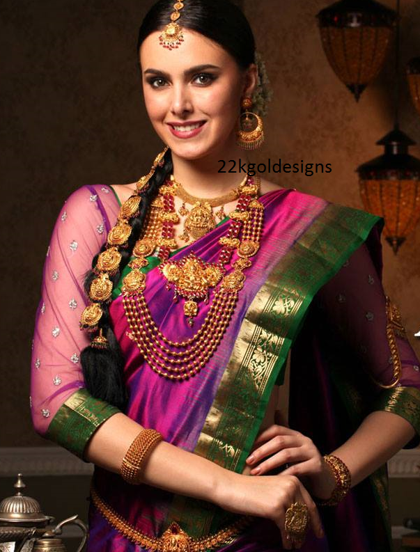 Josalukkas Bridal Gold Jewellery