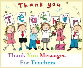 Appreciation messages and letters teachers a teacher is a parents partner we are so thankful that we have chosen the right partner to raise our child m4hsunfo