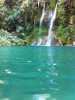 Baakline Falls - Chouf Lebanon