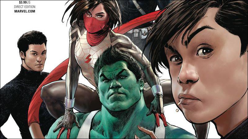 Marvel's Asian American superheroes team up… for karaoke?