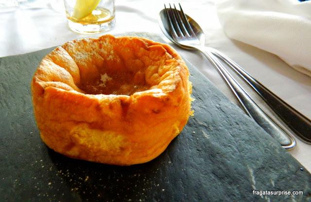 Pão de ló, doce típico de Portugal